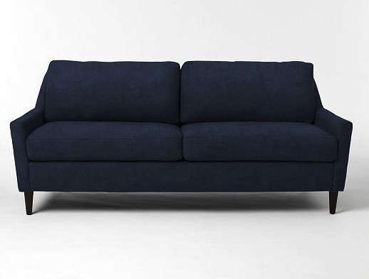 10 Easy Pieces The Blue Velvet Sofa Luxe Edition portrait 12