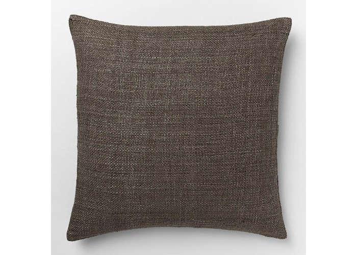 west elm handloomed pillow cover remodelista