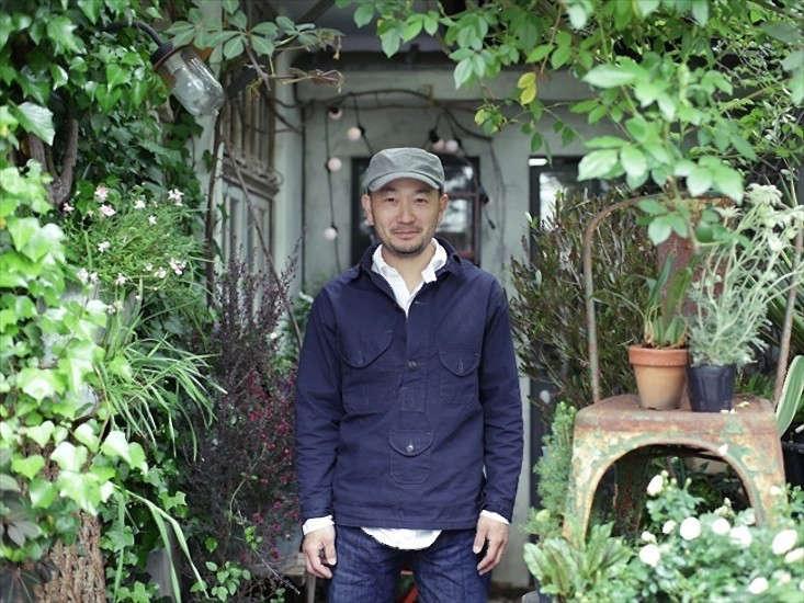 yukihiro matsuda brocante tokyo garden designer gardenista