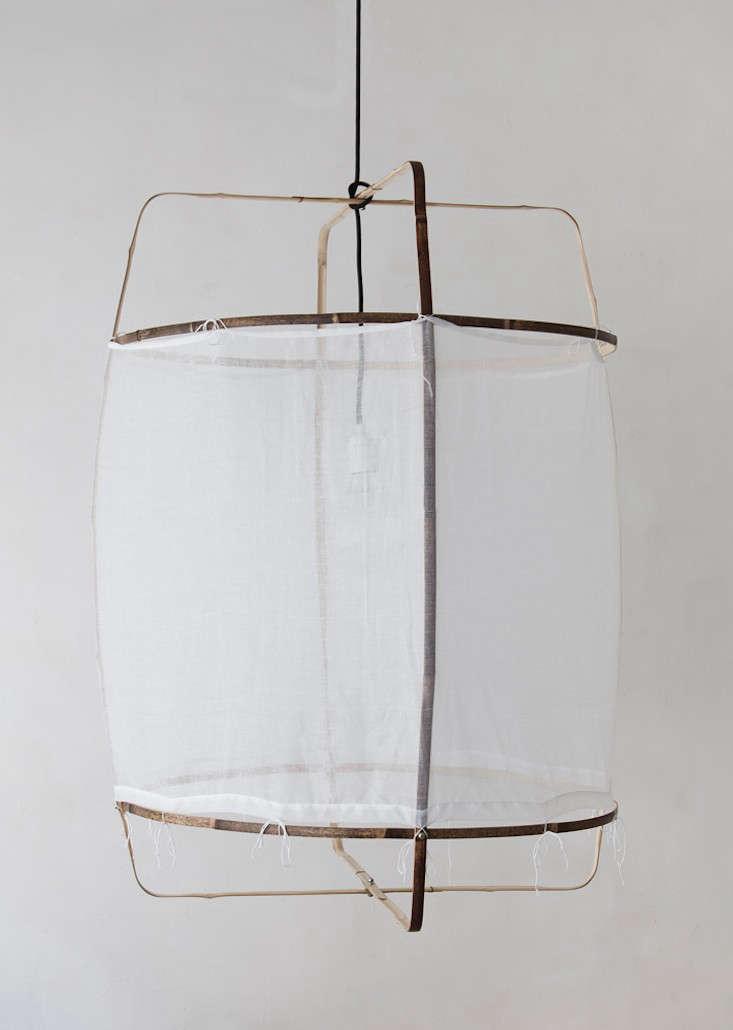 10 Easy Pieces Fabric Pendant Lamps portrait 10