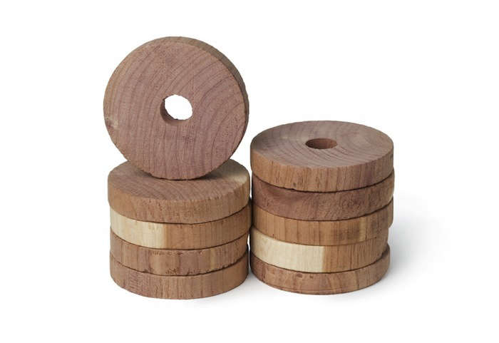 cedar rings from redecker | remodelista 10