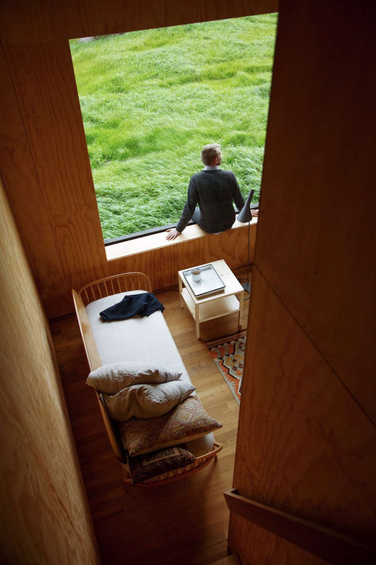 Eyrie House Cheshire ArchDaily Gardenista 12