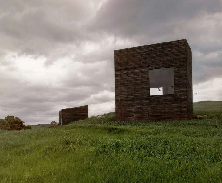 Eyrie House Cheshire ArchDaily Gardenista 17