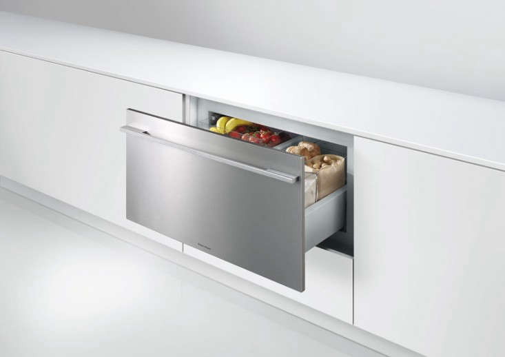 10 Easy Pieces The Best UnderCounter Refrigerator Drawers New Zealand company Fisher & Paykel&#8\2\17;s refrigerators win our prize for aesthetics (I own a counter depth Fisher & Paykel ActiveSmart fridge that I love). The brand&#8\2\17;s CoolDrawer Multi Temperature Refrigerator Drawerchanges from refrigerator to freezer at the press of a button; \$\2,499 from AJ Madison. Go to Fisher & Paykel for full details.