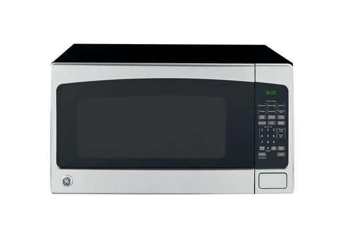 GE countertop microwave black gardenista
