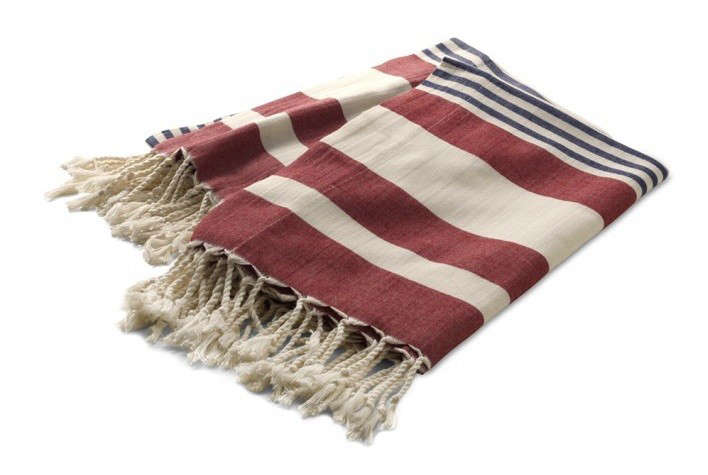 Rustic european picnic Blanket