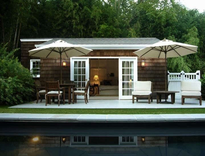 10 Great Pool Houses from Members of the Remodelista ArchitectDesigner Directory portrait 10