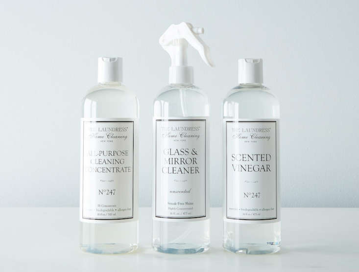 Domestic Science 10 Natural Cleaning Solutions for the Bathroom The Laundress Scented Vinegar Set