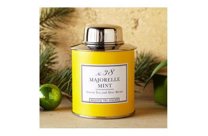 bellocq mint majorelle tea gardenista