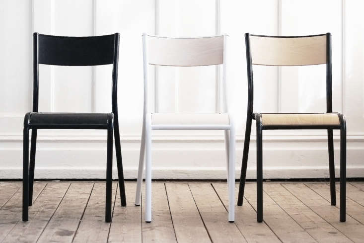 french company label edition makes a vintage inspired school chair called the c 9