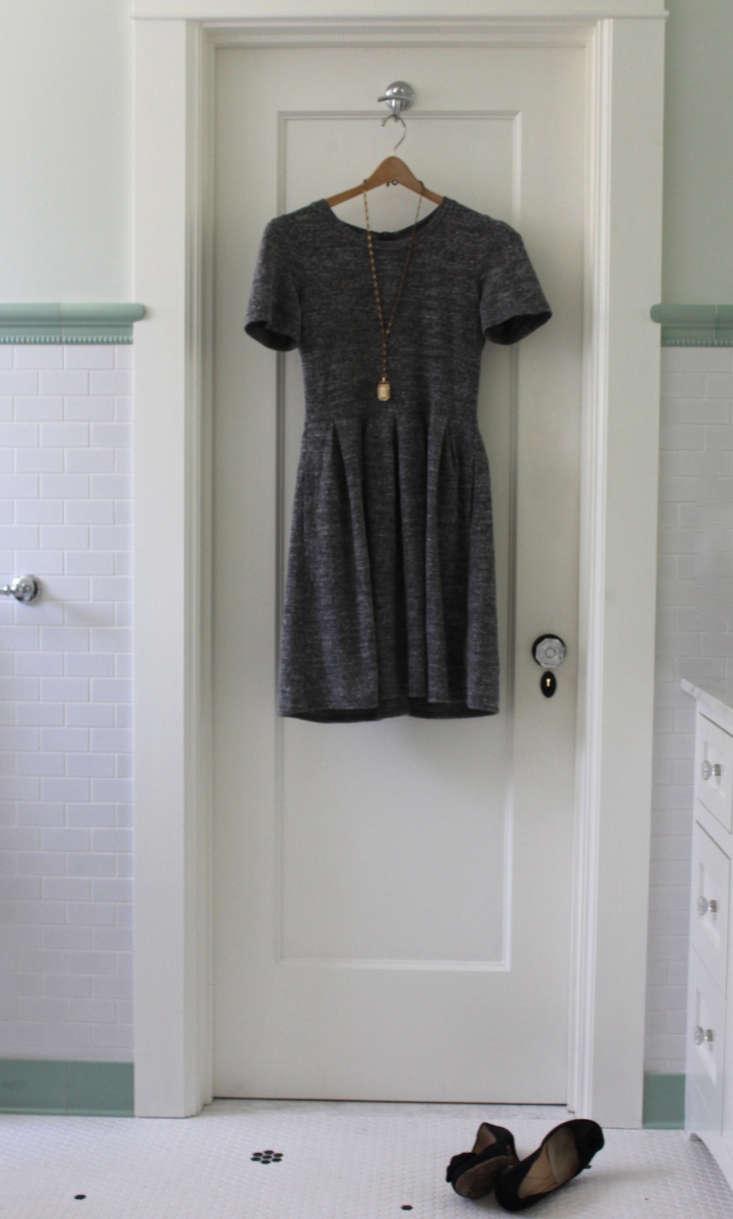 Michelle Slatella Outfit on Door