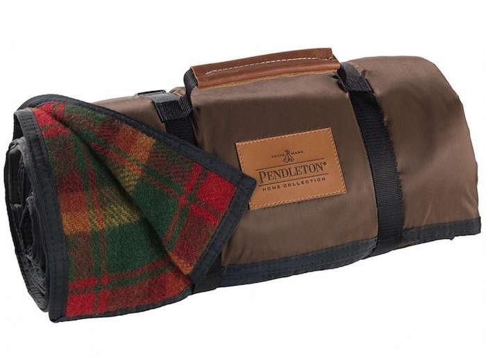 pendleton picnic blanket roll up