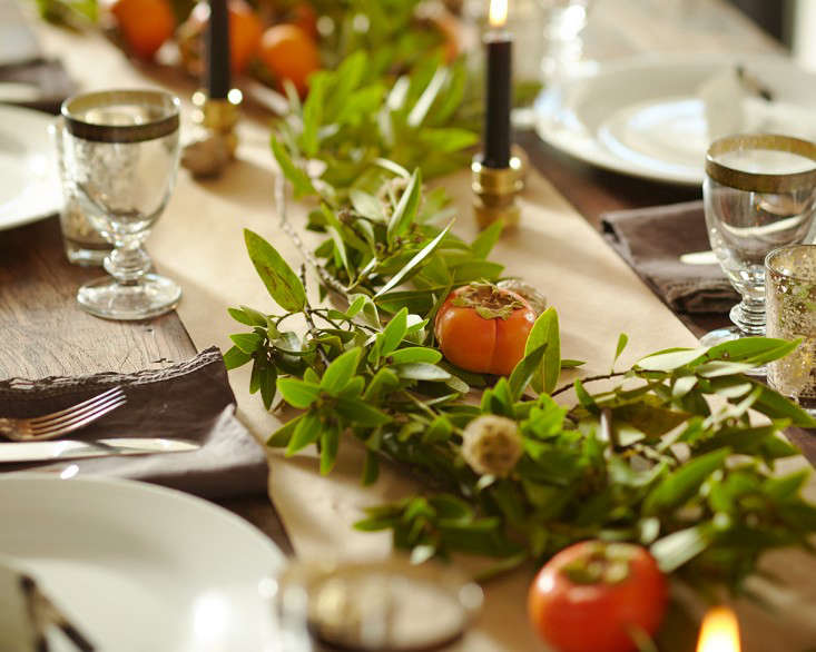 Steal This Look An Easy and Elegant Thanksgiving Tabletop from the Garden portrait 7