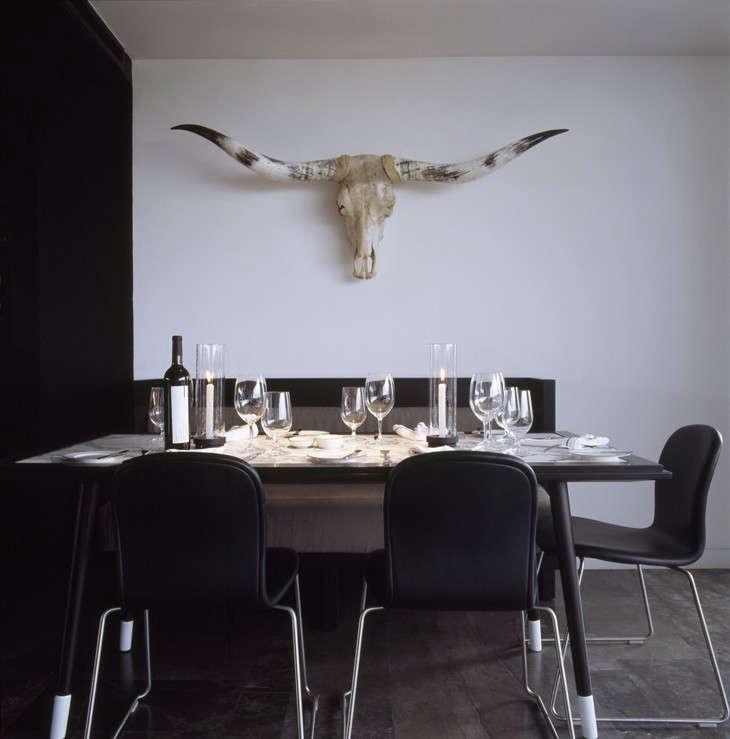 hotel habita dining room