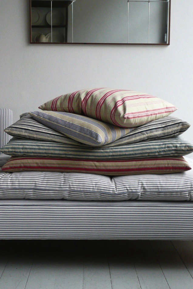 Object Lessons Mattress Ticking Fabrics Plus 5 to Buy portrait 5