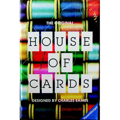 Holiday Gift Eames House of Cards portrait 3
