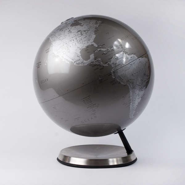 Accessories Silver Globe at Canoe portrait 3