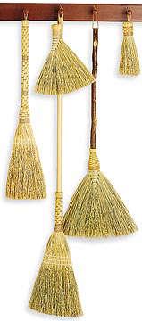 Domestic Science Shaker Brooms portrait 3