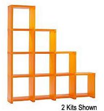 Steal This Look Orange Childrens Playroom portrait 4