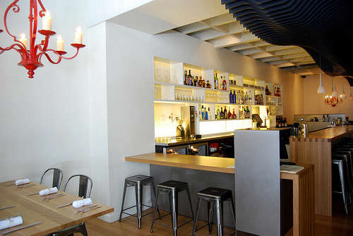Restaurant Visit Wexlers Restaurant by Aidlin Darling Design portrait 4