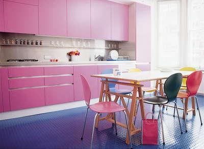 Kitchen Rubber Flooring portrait 3