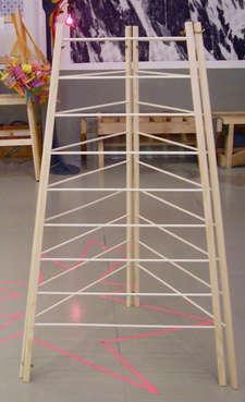 475 shaker drying rack