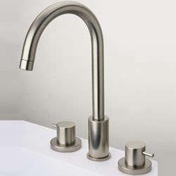 10 Easy Pieces Modern DeckMounted Bath Faucets portrait 4