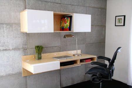 Office Wall Mounted Desk portrait 3
