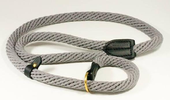 gray dog lead from mungo & maud 20