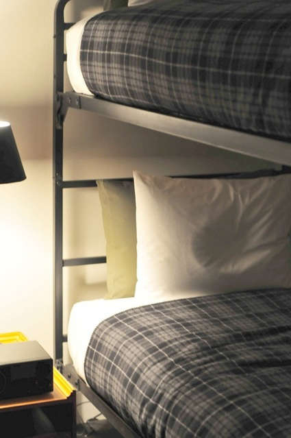 ace hotel bunkbed new york 3