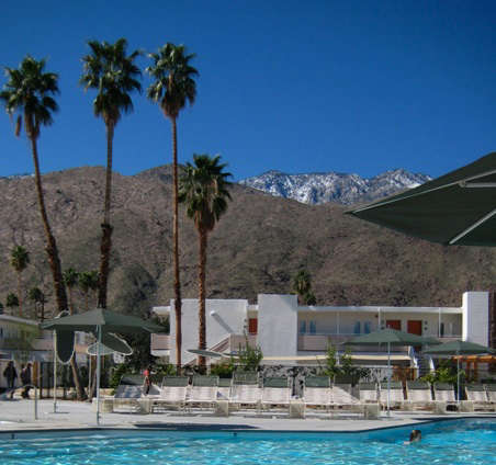 ace hotel pool shot