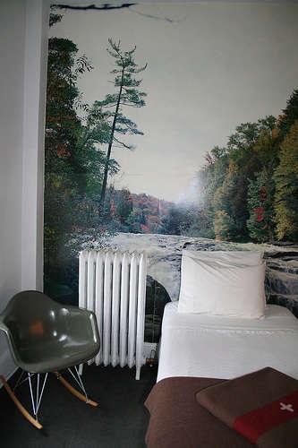 ace hotel seattle bedroom