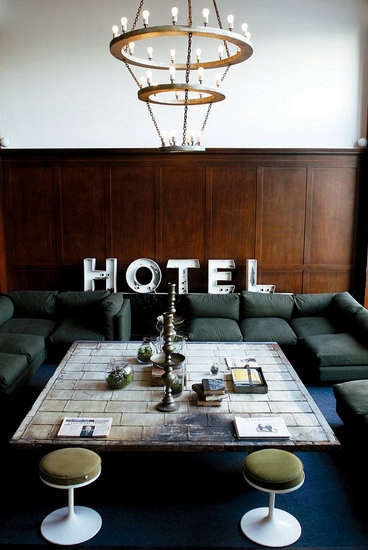 Hotels  Lodging Ace Hotel in Portland portrait 3