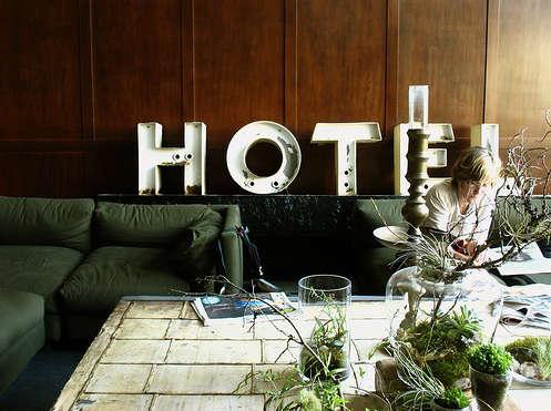 Hotels  Lodging Ace Hotel in Portland portrait 5