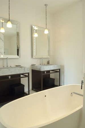 Bath Double Sinks amp Showers portrait 4