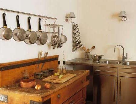 Kitchen European Rustic Roundup portrait 4