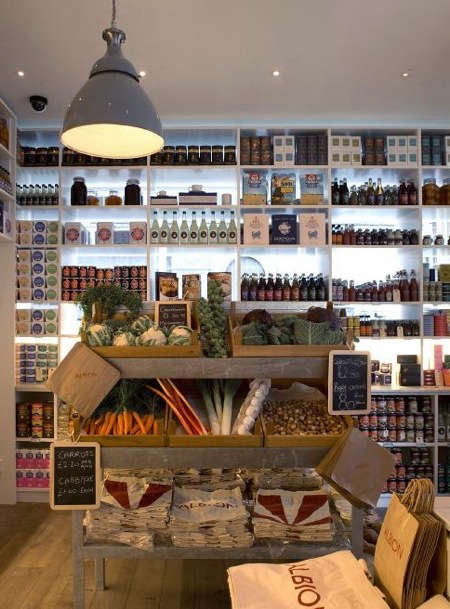 albion cafe shop boundary hotel
