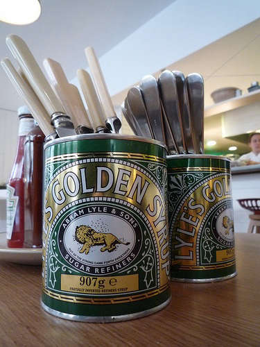 albion caff golden syrup