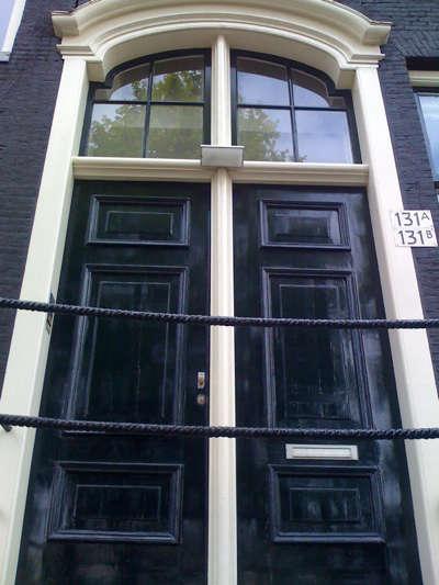 Palette amp Paints High Gloss Dutch Doors portrait 3