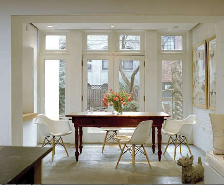 Architect Visit Kurt Andernach Brooklyn Heights Remodel portrait 8
