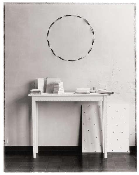 Furniture Anne Demeulemeester Carte Blanche Table portrait 3