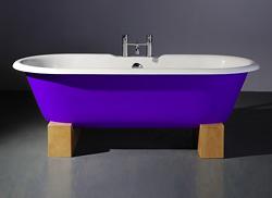 Bathroom Aston Matthews Tivoli Tub portrait 5