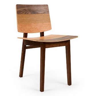atlantico two tone chair