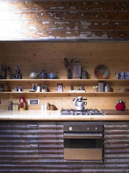 Kitchen European Rustic Roundup portrait 6