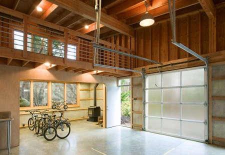 Architect Visit Balance Associates Garage portrait 5