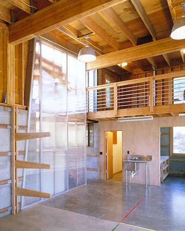 Architect Visit Balance Associates Garage portrait 4