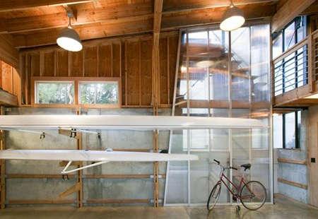 Architect Visit Balance Associates Garage portrait 6