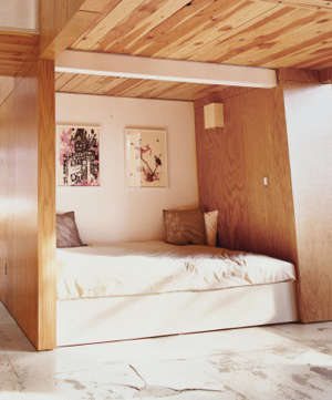 balto house bed dwell