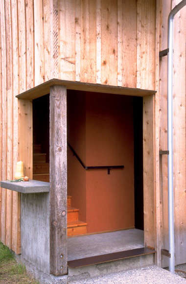 barn conversion entry