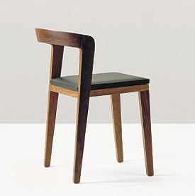 Belgium Week Berteau Chair portrait 3